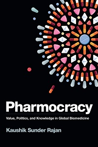 "Book cover of ""Pharmocracy"""