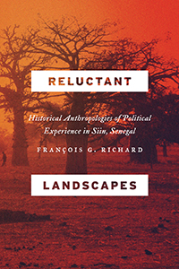 "Book cover of ""Reluctant Landscapes"""